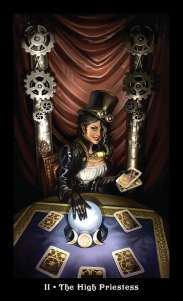 High Priestess Steam