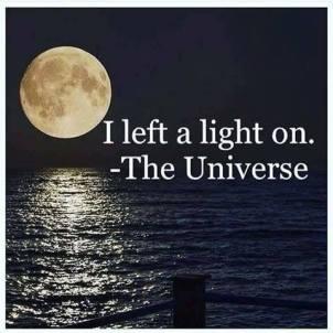 Left the Light On
