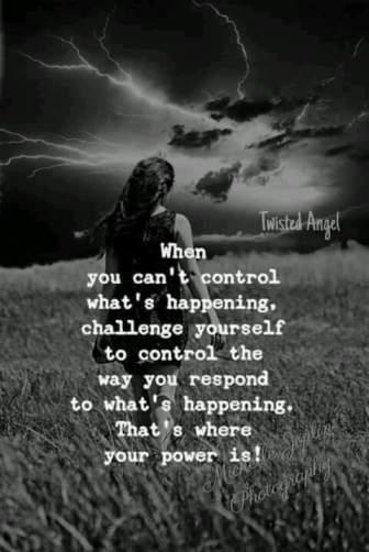 CONTROL RESPONSE