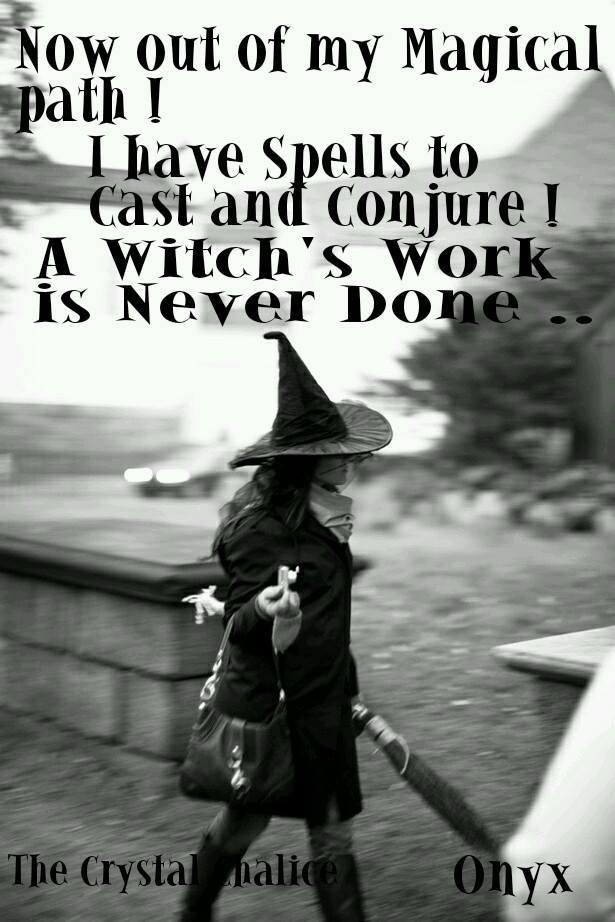 WitchesWork