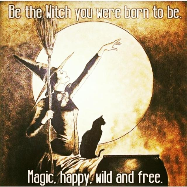 BE THE WITCH.JPG