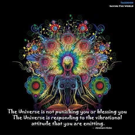 THE UNIVERSE IS RESPONDING.JPG