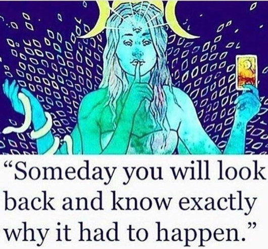 SOMEDAY YOU WILL