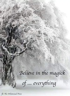BELIEVE IN THE MAGICK OF EVERYTHING.JPG